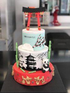 Gâteau Japon